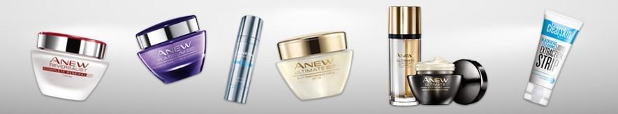 Comprar productos faciales Avon, tienda online y distribuidora oficial