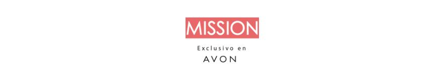 Mission de Avon es la línea de cosméticos originales creados en Japón
