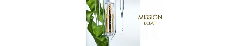 MISSION ECLAT es una gama de lujo para mujeres a partir de los 40