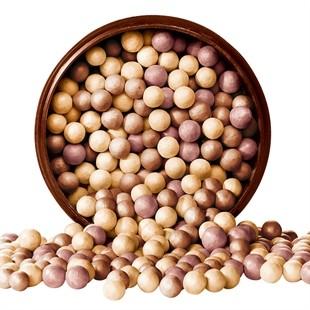 Coloretes y perlas bronceadoras