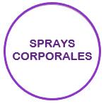 Sprays Corporales